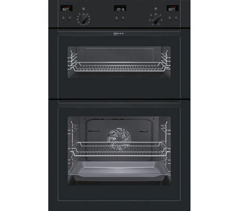 half oven kitchen appliances buy neff u15e52s5gb electric oven black free