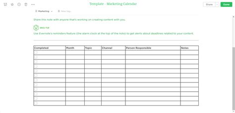 evernote daily planner template 21 evernote templates workflows to skyrocket