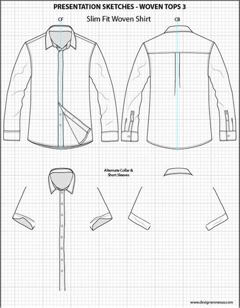 adobe illustrator shirt template mix match 1 045 silhouettes details adobe