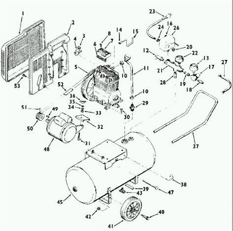 devilbiss l2512 type 0 parts master tool repair