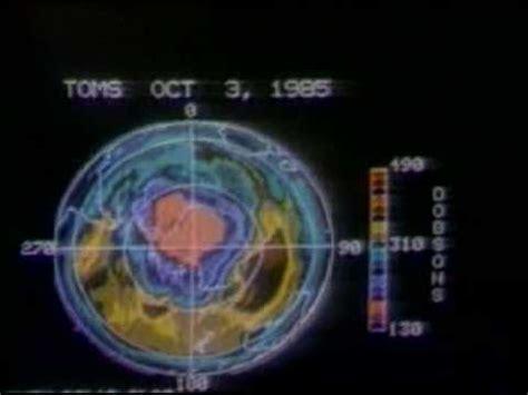 Pisau 6in Ozone depletion of the ozone layer 1987
