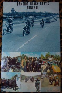 Biker Funeral Sticker by Bandios Bandidos Property Exle Of A Property