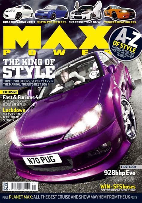 Car magazine   Screensaver