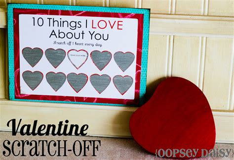 diy valentines ideas for husband scratch card easy peasy oopsey
