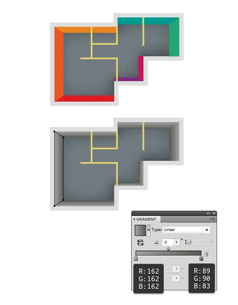 how to mock up design in illustrator how to create a house mock up icon in adobe illustrator