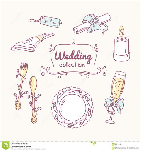 how to use doodle to set up a meeting wedding table decoration in doodle style