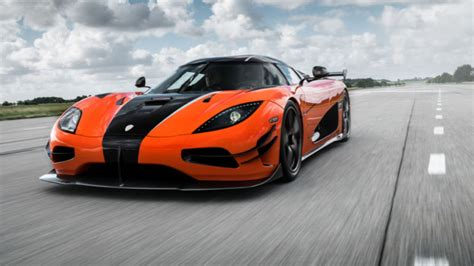 This Is The Koenigsegg Agera Xs Which Is Like A Koenigsegg