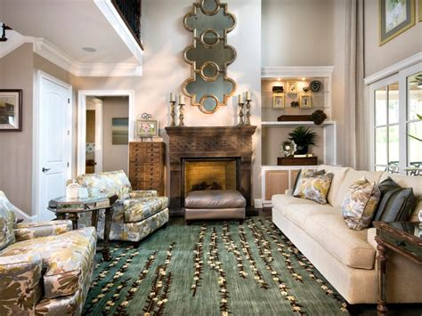 Casual, Elegant Living Room   Sandy Kozar   HGTV