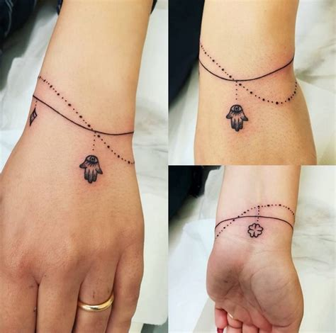 35 bracelet tattoo design inspirations 2018 goostyles com