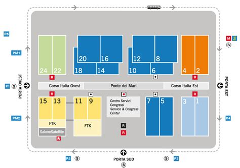 fiera mobile exhibition plan salone mobile