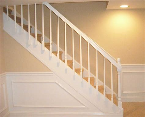 stair rail decorations quot high end quot stair rail carpentry picture post