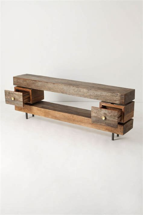 ettore console ettore console a large anthrofave rustic
