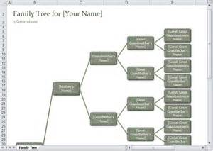 family tree excel template family tree template excel excel family tree template