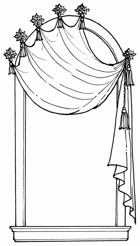 coloring page for window window coloring pages coloring home