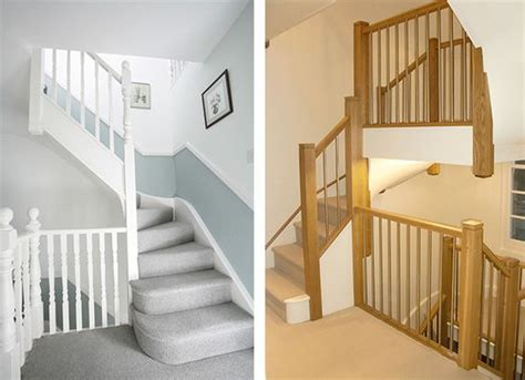 Loft Conversion Stairs Design Ideas Left Econoloft Staircase Right Tony Pestana Builders Staircase Scale Stairs