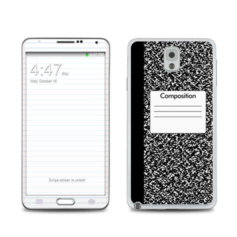 Casing Samsung Galaxy Note 3 Background Tongue Custom Hardcasee samsung galaxy note 3 skin composition notebook by retro decalgirl