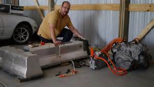 Electric Car Motor Maintenance What S Inside Chevrolet Volt Battery Pack And Drivetrain