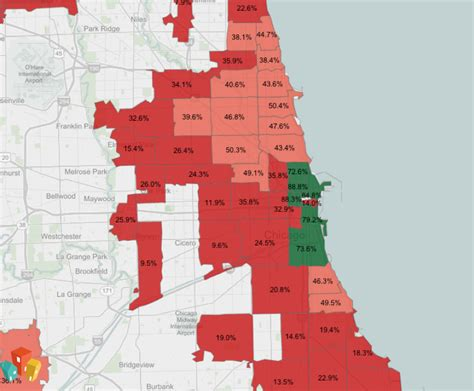chicago map dogs top pet friendly cities for renting with pets hotpads