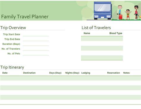 itineraries officecom
