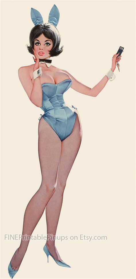Home Decor Magazine Pdf by Vintage Pinup Art Playboy Bunny
