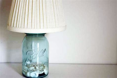 Turn A Vase Into A Lamp by 16 Awesome And Easy Diy Mason Jar Projects