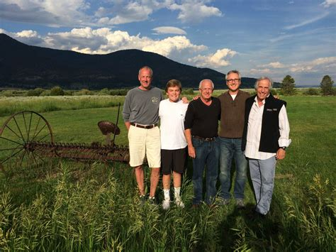 Henry Winkler House by We Met Henry Winkler At A Fly Fishing Lodge In Montana And