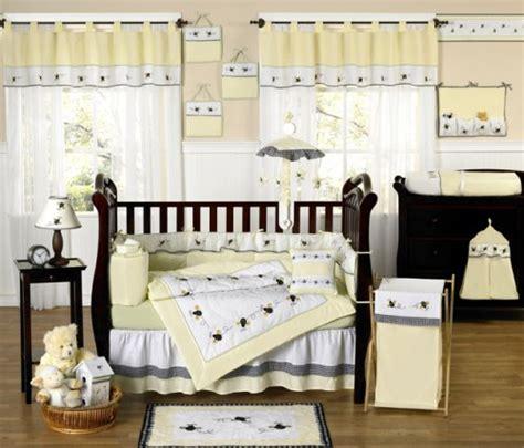 Sweet Jojo Designs Bumble Bee Baby Bedding Baby Bedding Bee Crib Bedding