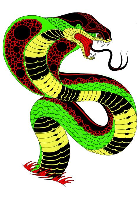 cobra snake tattoo designs 28 best cobra tattoos images on snake