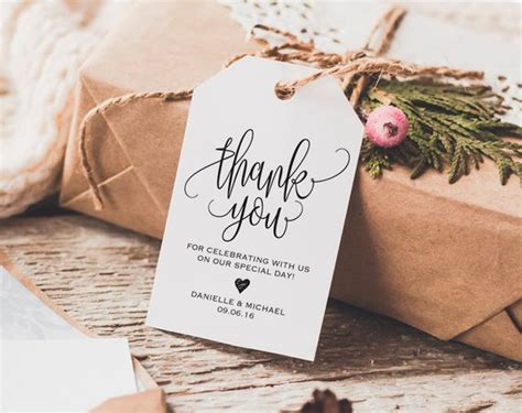 thank you quotes for wedding gifts 2 thank you tag wedding thank you tags gift tags wedding