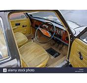1974 Wolseley Six Wolseley's Next To Last Car Interior