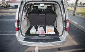 Chrysler Town And Country Cargo Space Chrysler Town Country Cargo Space Dimensions