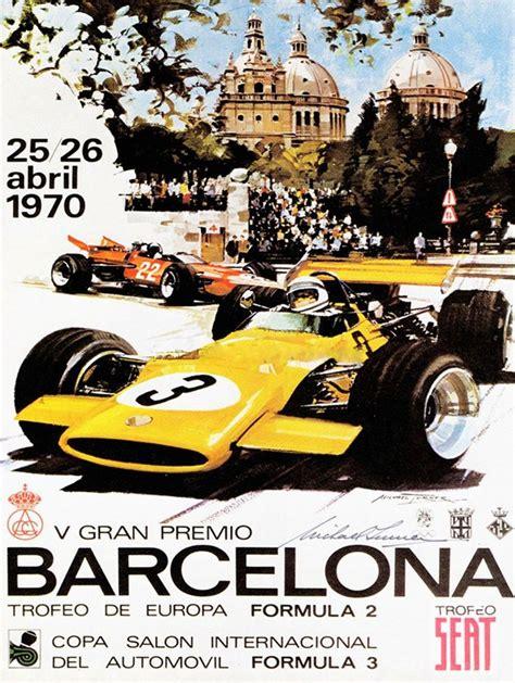 Hem Pulman Silver 601 besten motorsport posters emphemera bilder auf grand prix poster und retro poster