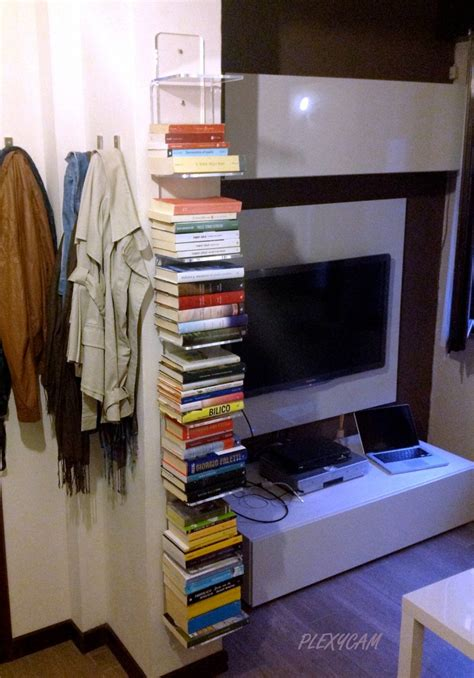 libreria verticale libreria verticale camellini plexyglass