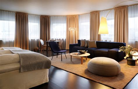 Home Design Ideas Small Apartments Nobis Hotel Stockholm Sweden