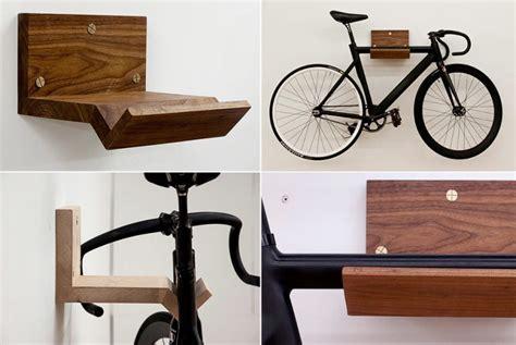 snofab fahrradhalterung wand selber bauen - überdachung Für Fahrräder Selber Bauen