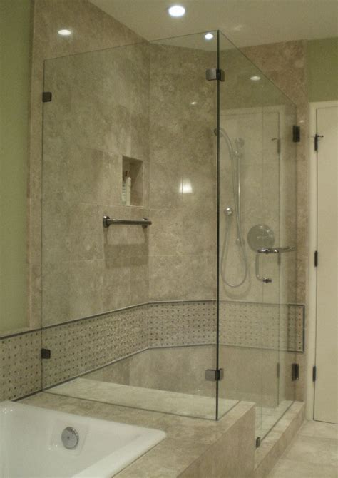 Glass Shower Door Coating 17 Best Images About Frameless Showerguard Installations On Beautiful Stains And