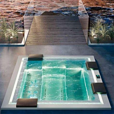 vasche da esterno minipiscine spa e idromassaggio da esterno roma