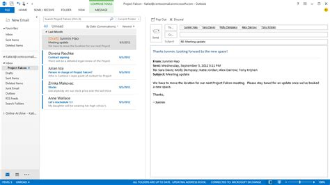 Office 365 Inbox Quicker Replies In The New Outlook Office Blogs