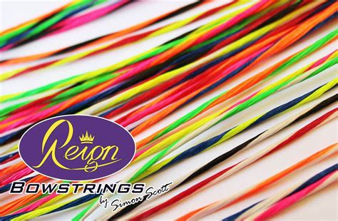 bow string colors bow strings