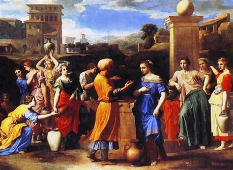 painting story isaac esau jacob paintings of bible