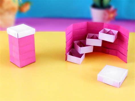 origami secret origami secret stepper box tutorial 28 images origami