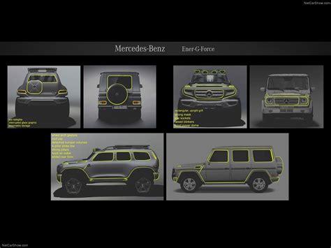 future mercedes g class 2012 mercedes benz ener g force mercedes benz