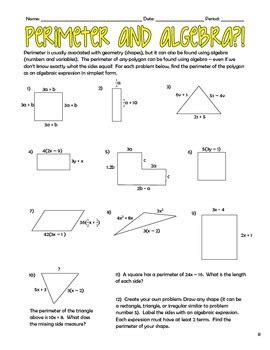 Ncsu Mba Math by Algebra Combining Like Terms Worksheets Worksheets For All