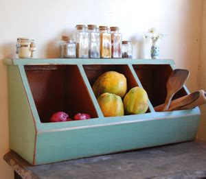 Countertop Fruit Storage by Etsy Home Finds