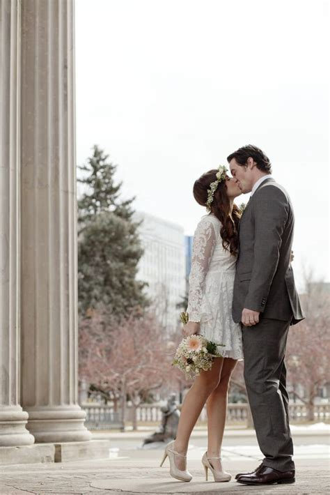 court house wedding courthouse wedding elopements and denver on pinterest