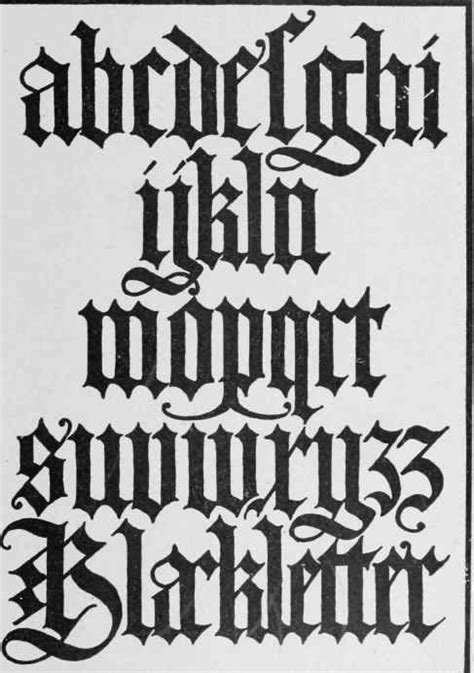 gothic tattoo alphabet tattoo lettering styles alphabet of gothic letters
