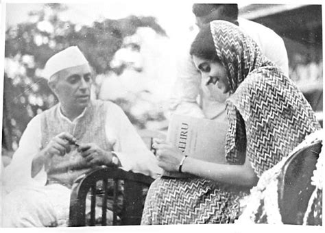 gandhi biography french indira gandhi s love for nature and books came from father