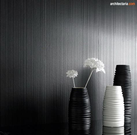 wallpaper garis garis vertikal mengintegrasikan elemen vertikal dan horizontal pada