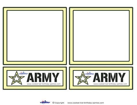 Free Printable Army Birthday Invitations For Kids Free Guard Invitation Template