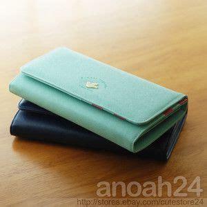 clear wallet shinzi katoh korean leather versatile